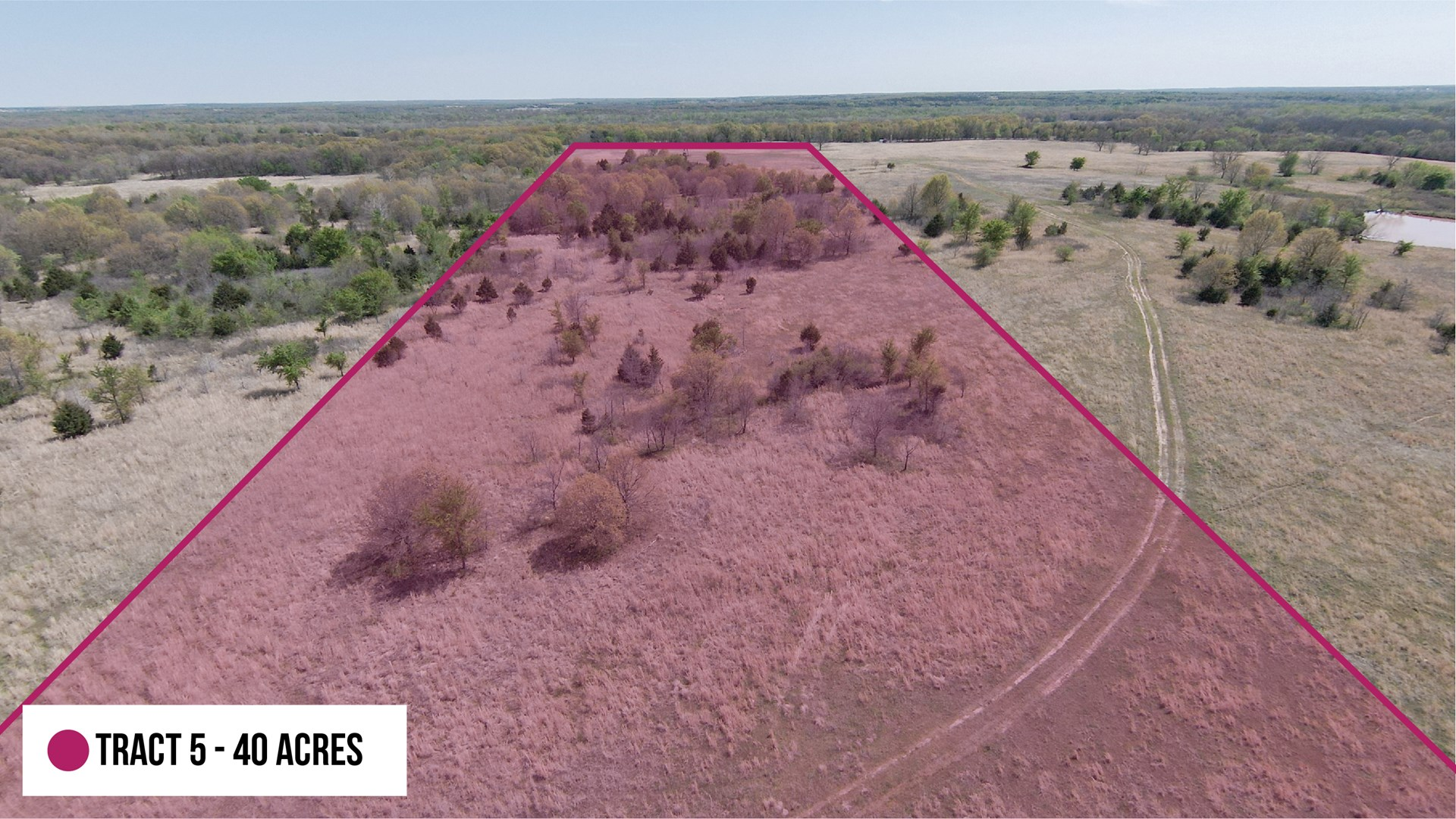 Oklahoma Hunting Land for Sale –  Lincoln County - 40 Acres