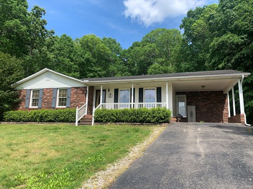 CAMDEN TENNESSEE HOME FOR SALE, BENTON COUNTY TENNESSEE HOME