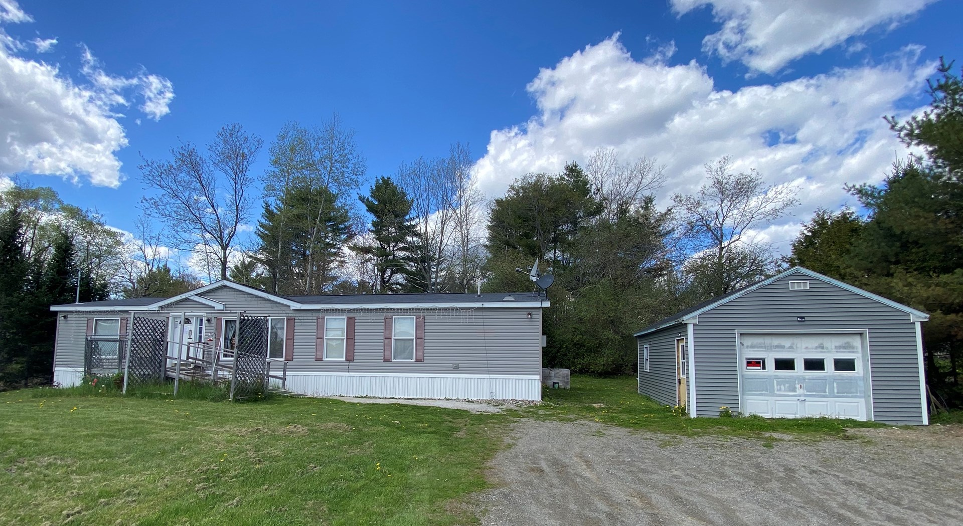 Country Home in Winterport, Maine