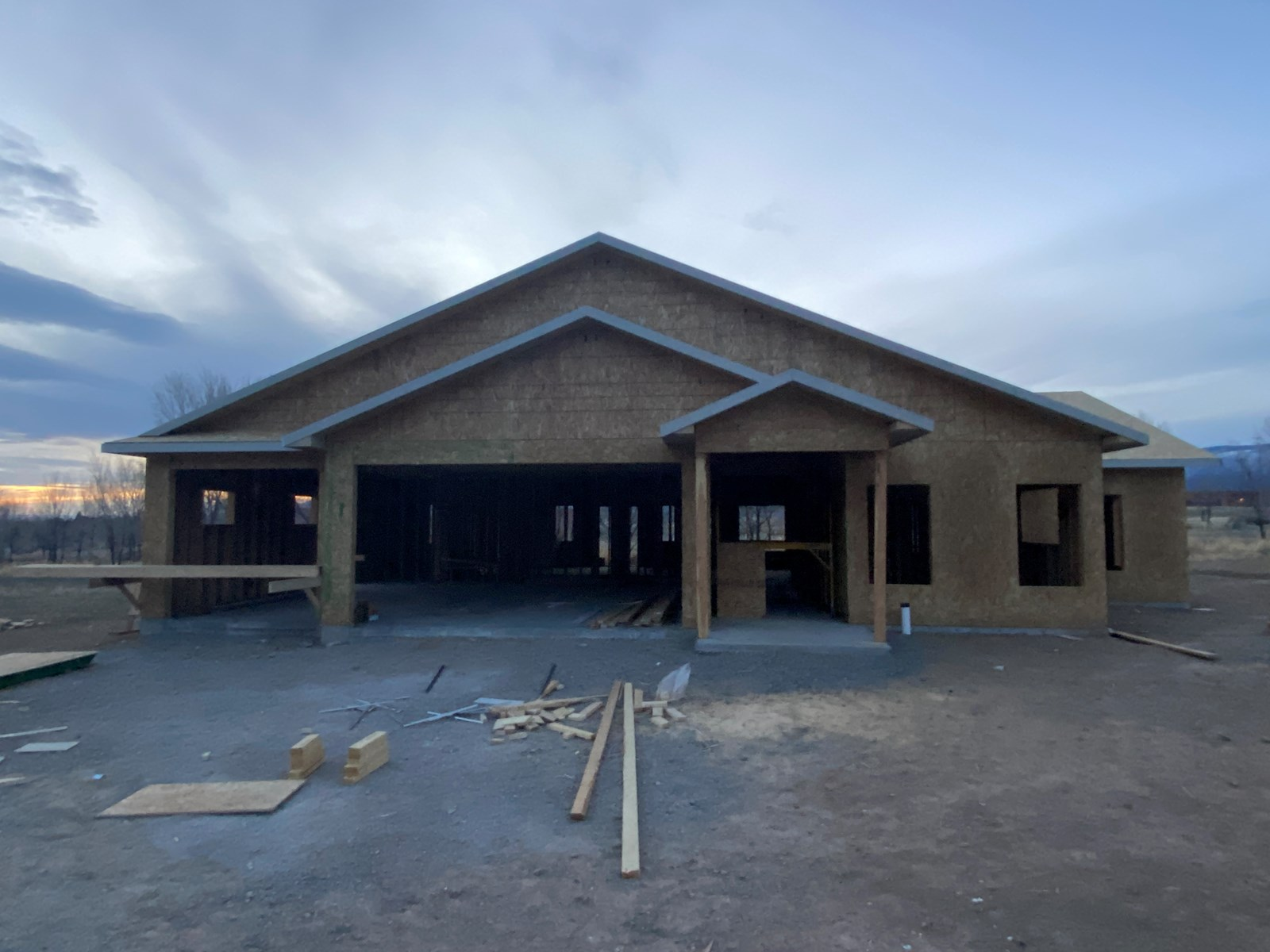 New Construction Home Near Golf Course For Sale