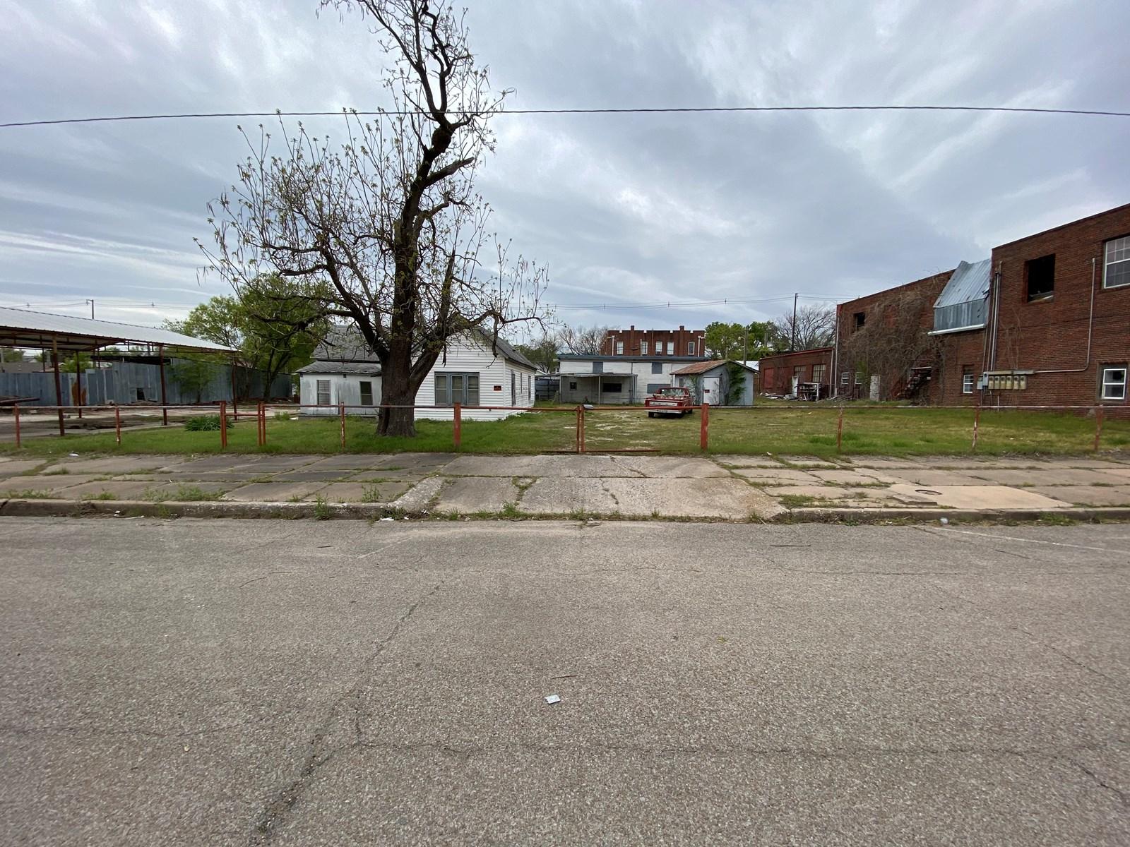 Commercial Property On Main St. Fairfax OK