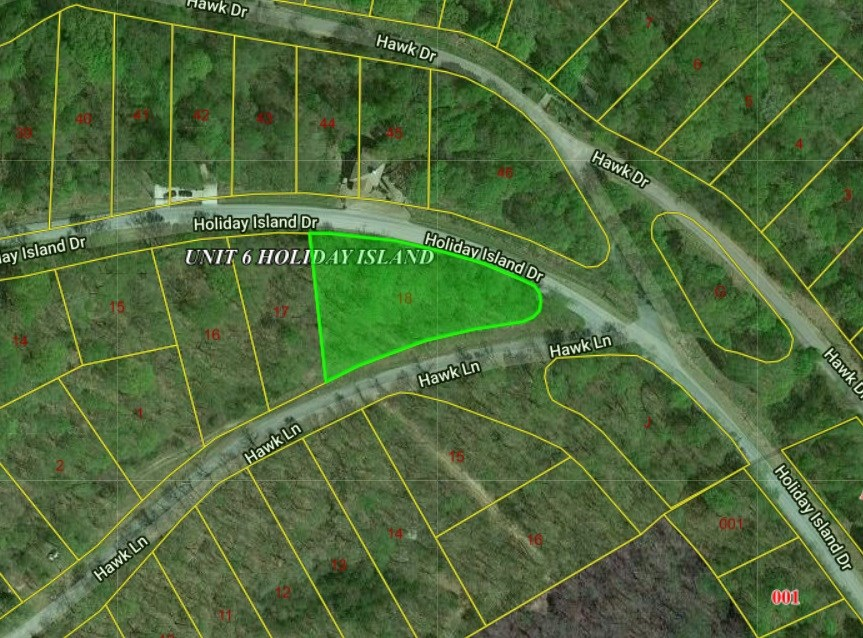 Lots For Sale near Table Rock Lake