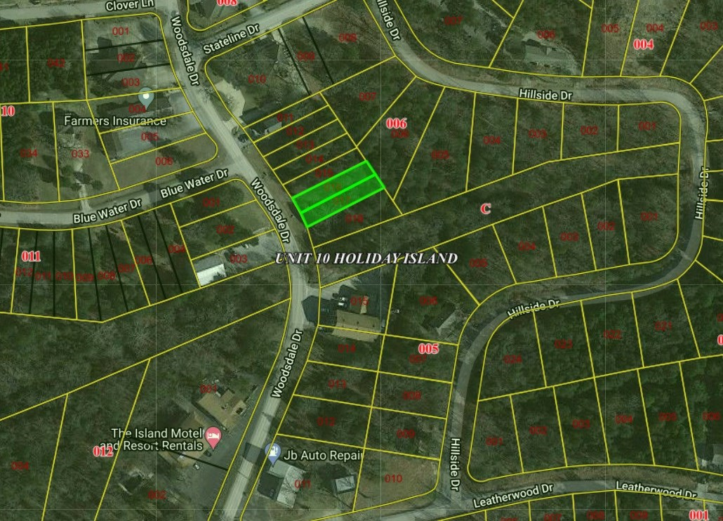 Commercial Lots For Sale in AR