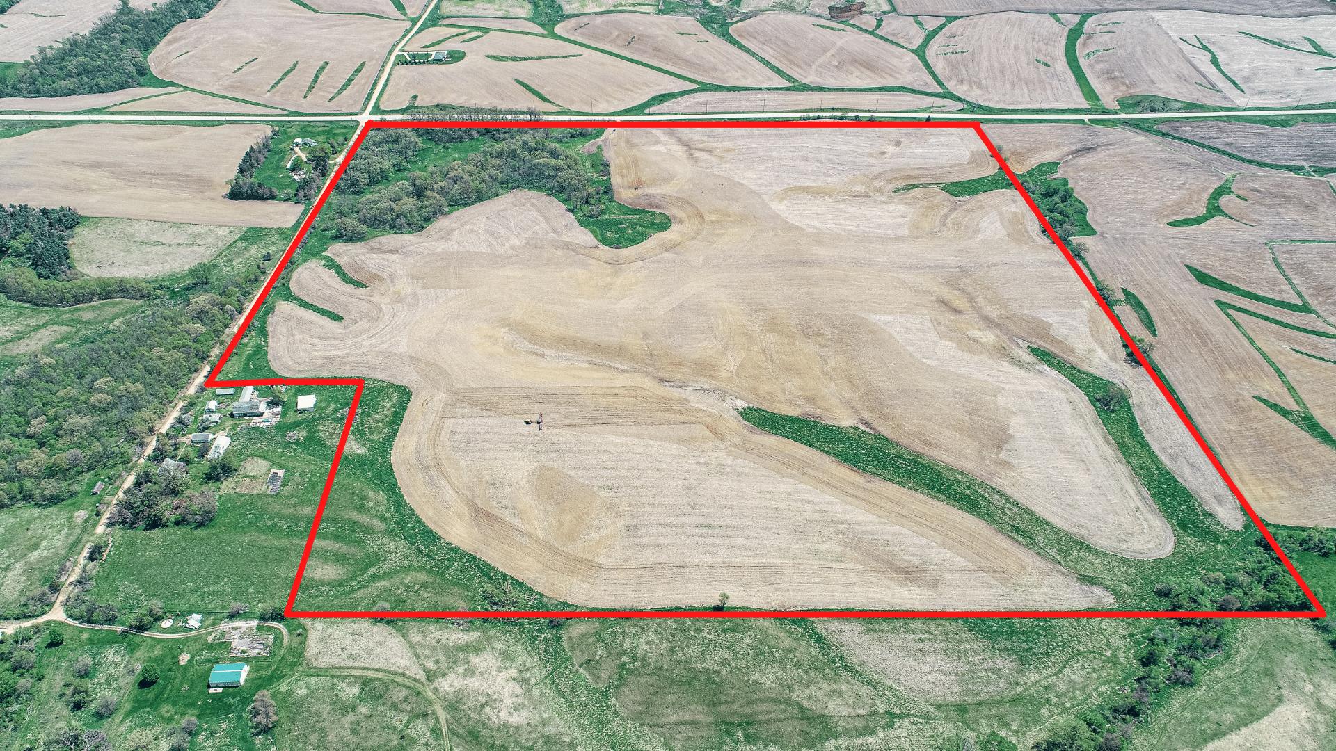 Jones County Farmland For Sale by Auction