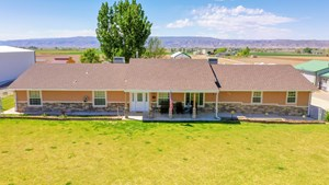 LOMA, COLORADO HOME ON 2 ACRES WITH HUGE SHOP
