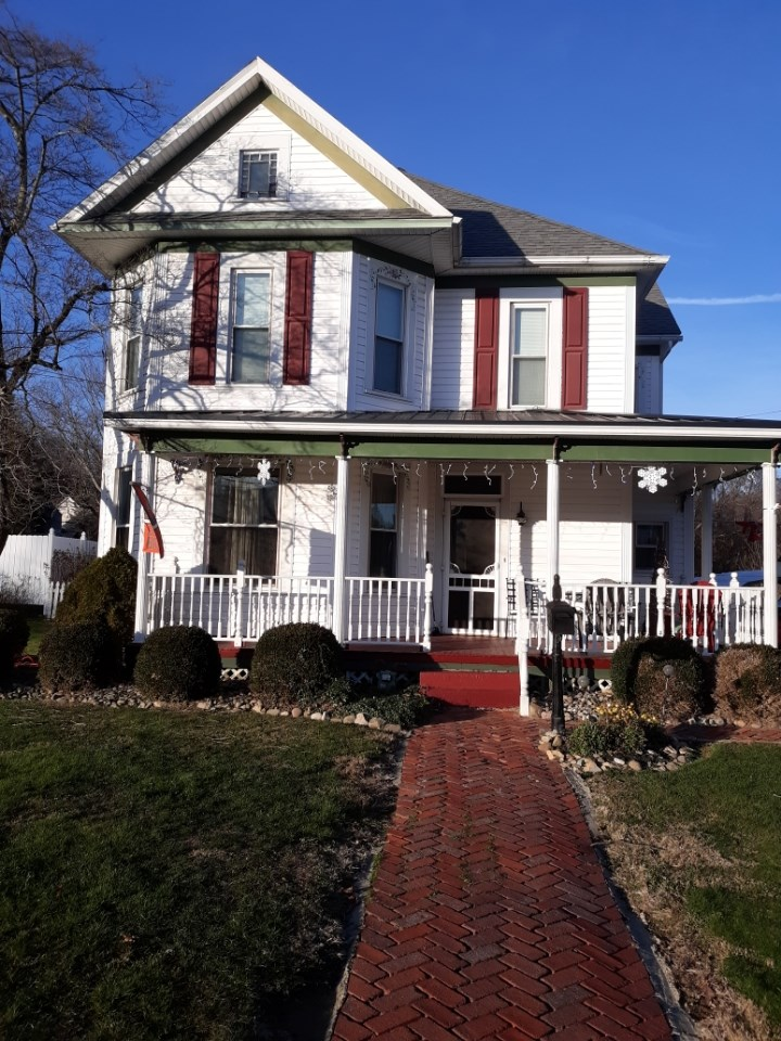 Woodsfield OH Victorian home for sale