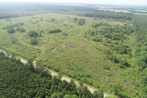 CLEARED/OPEN LAND ON STATE HWY FOR SALE NEAR ASHDOWN, AR