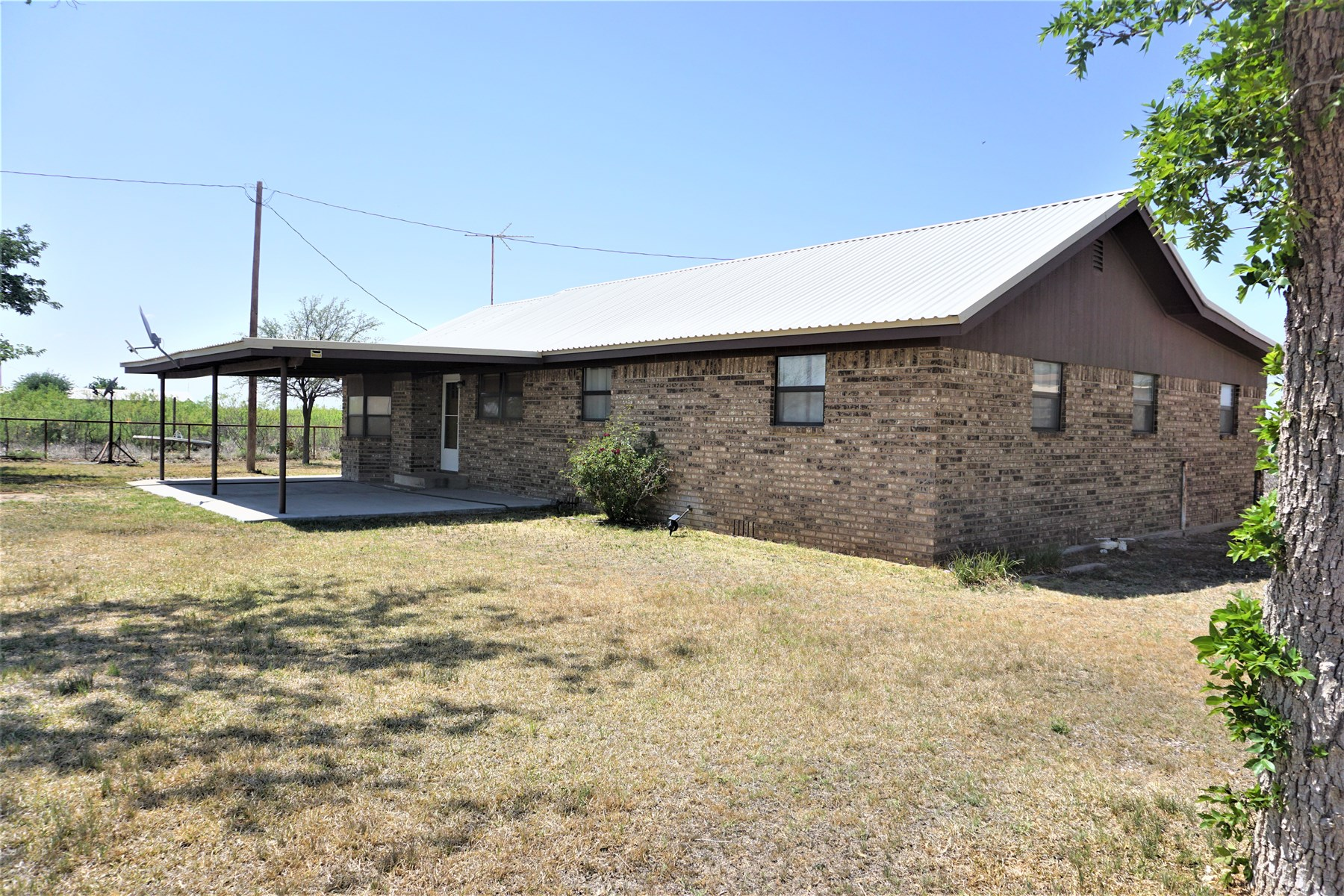Fort Stockton, Tx  House For Sale 298 W 52nd Lane Pecos Co