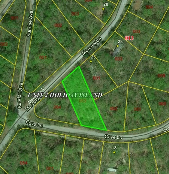 LAND FOR SALE NEAR THE LAKE