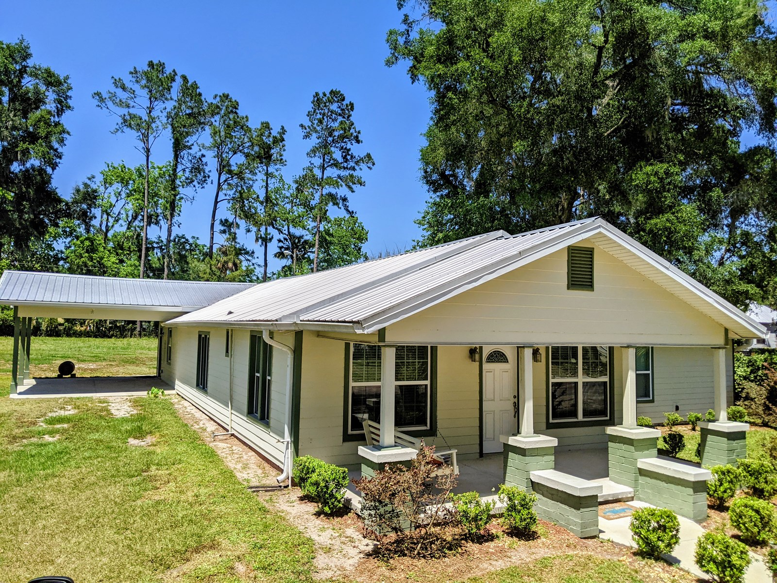 White Springs Home For Sale