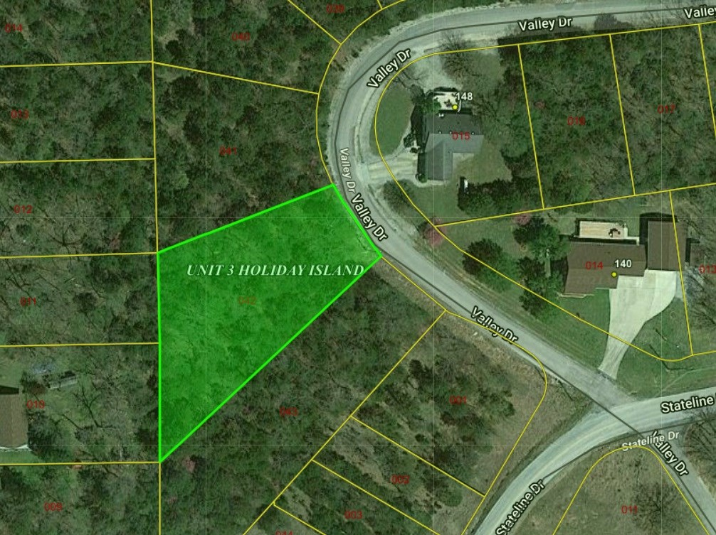 Land for sale in Holiday Island, AR