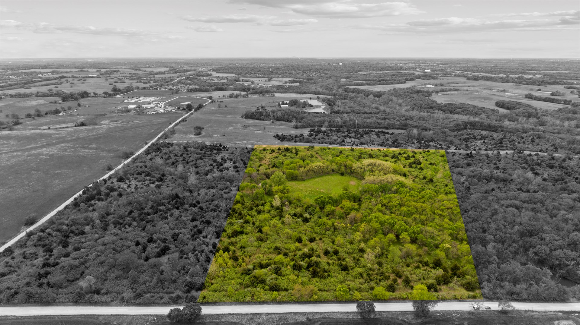 Land For Sale South of Smithville