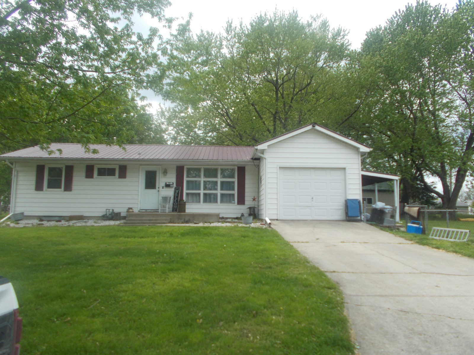 For Sale Ranch Home in Cameron MO