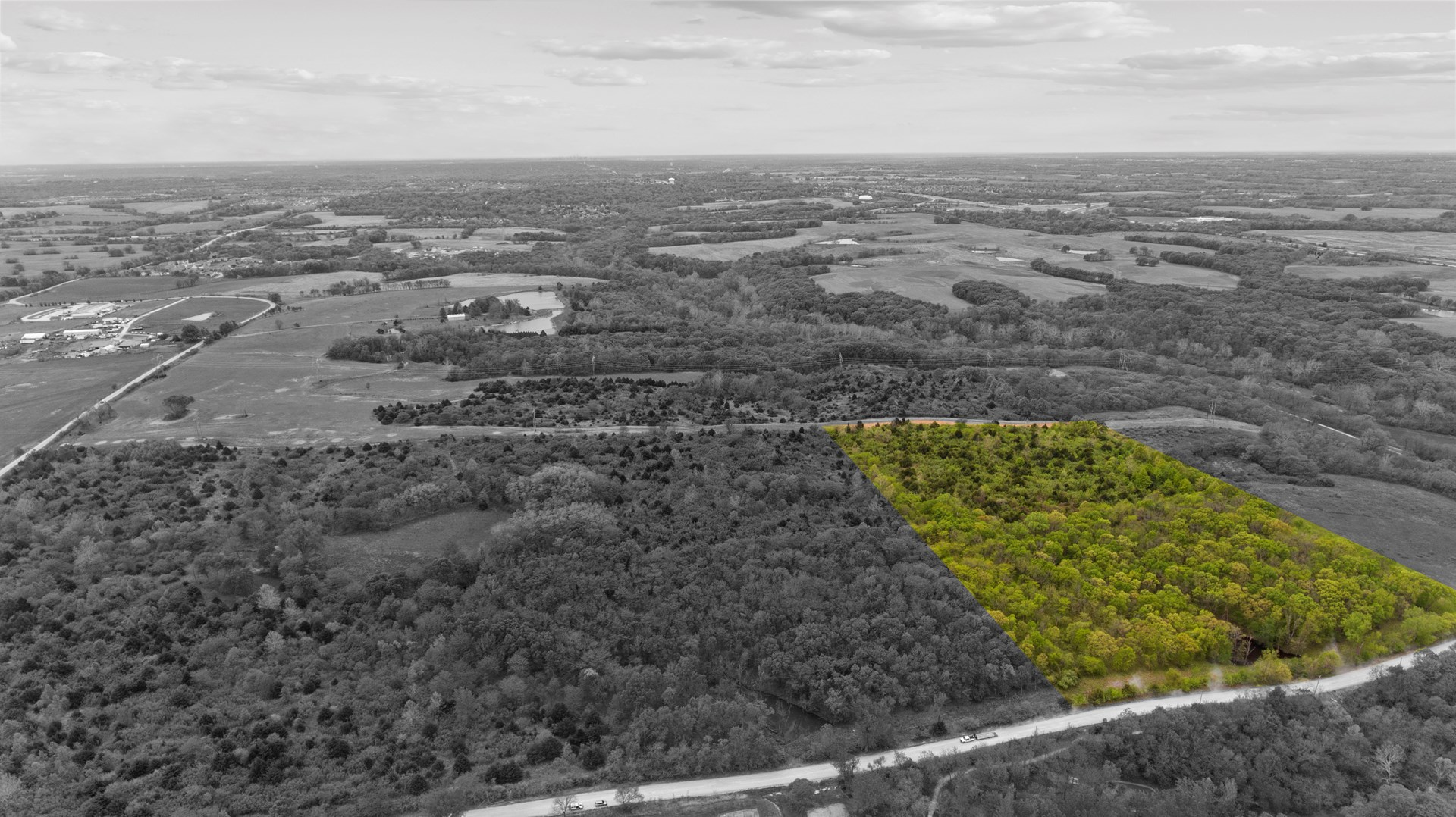 Clay County MO Land Acreage For Sale