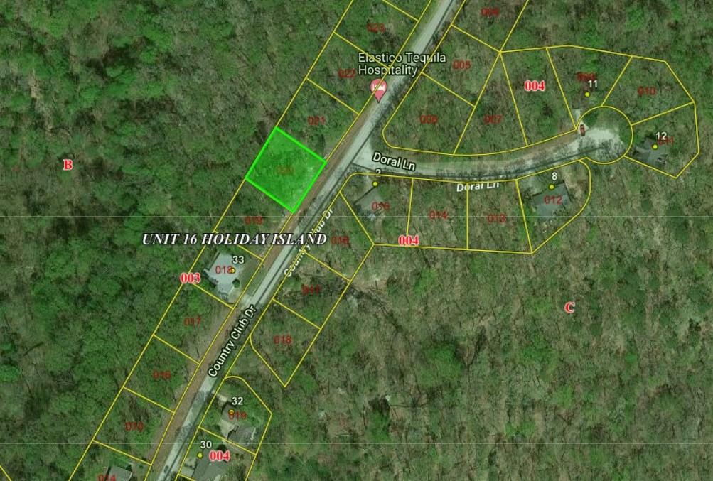 Land for sale in Northwest Arkansas