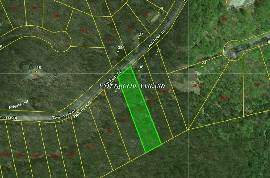 Land for sale in Arkansas