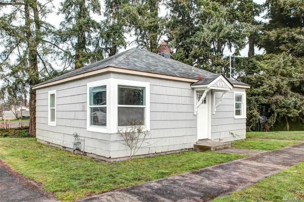 home for sale in Centralia wa
