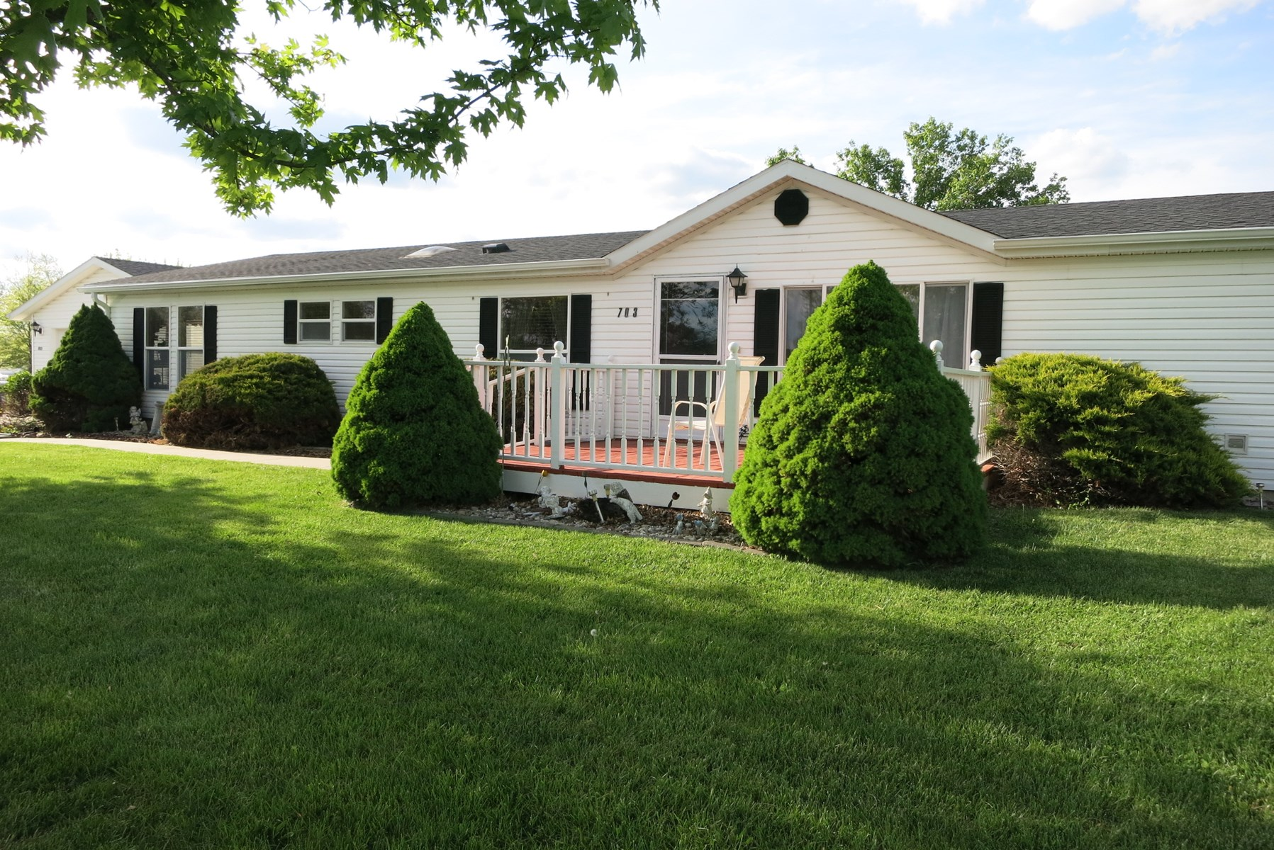 For Sale Large 3 BR Ranch Home in Bethany MO