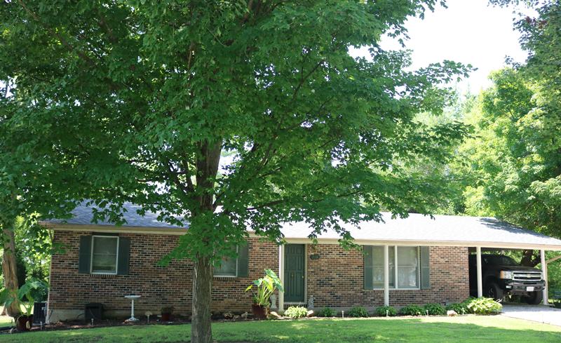 Adorable home in Prairie Home, Missouri