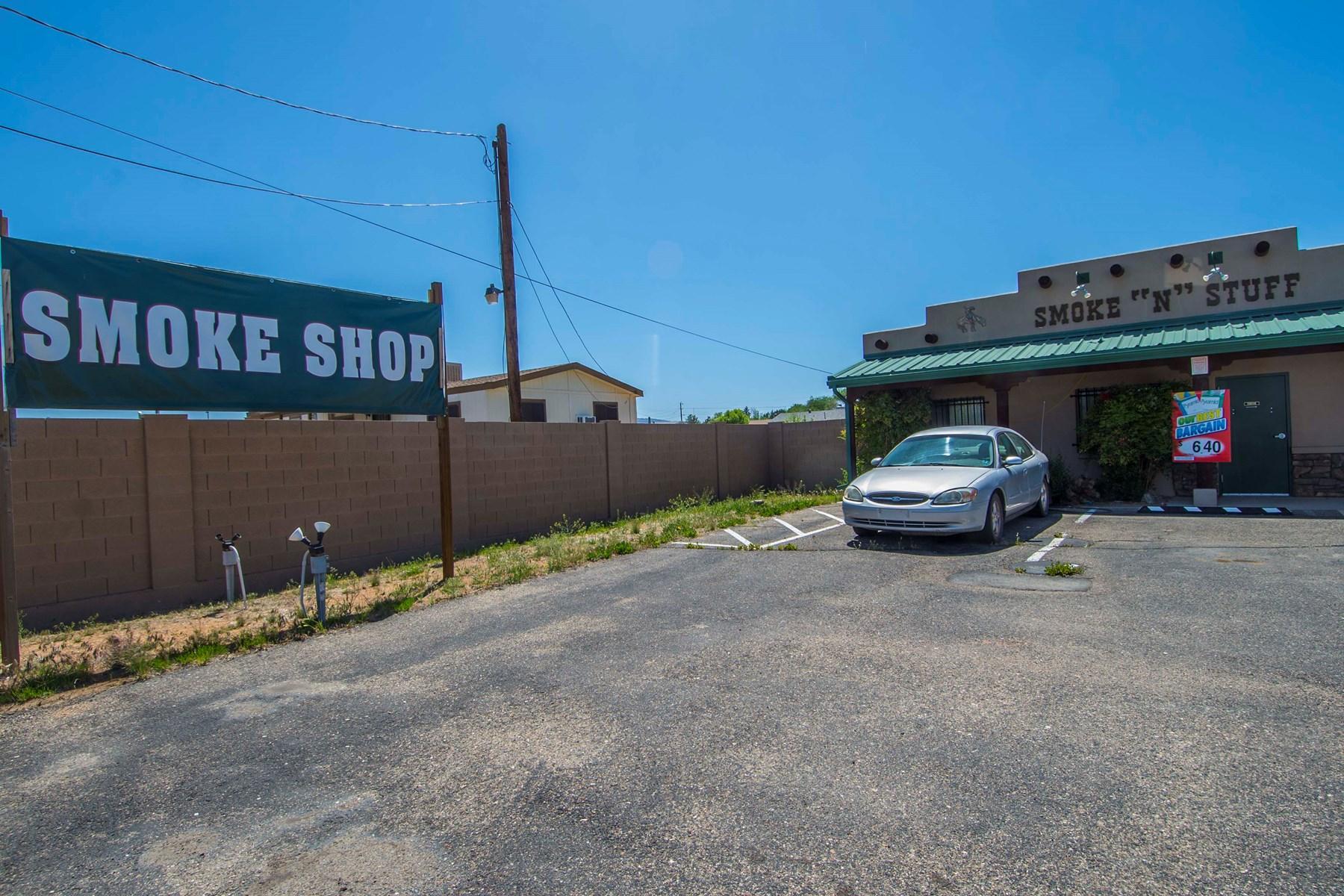 Smokeshop for Sale in Northern Arizona Very Successful!