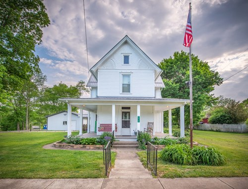 Historical Home/Personal Property Auction 6/12/21 @ 10 am