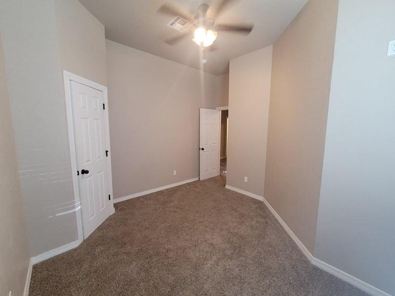 Bedroom/Office off Foyer