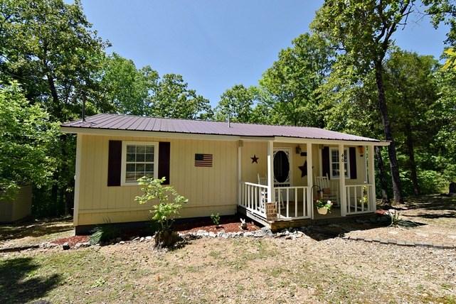 40 Long Point Rd Linden TN 2 Bedroom 1 Bath 3 Acres $109,900