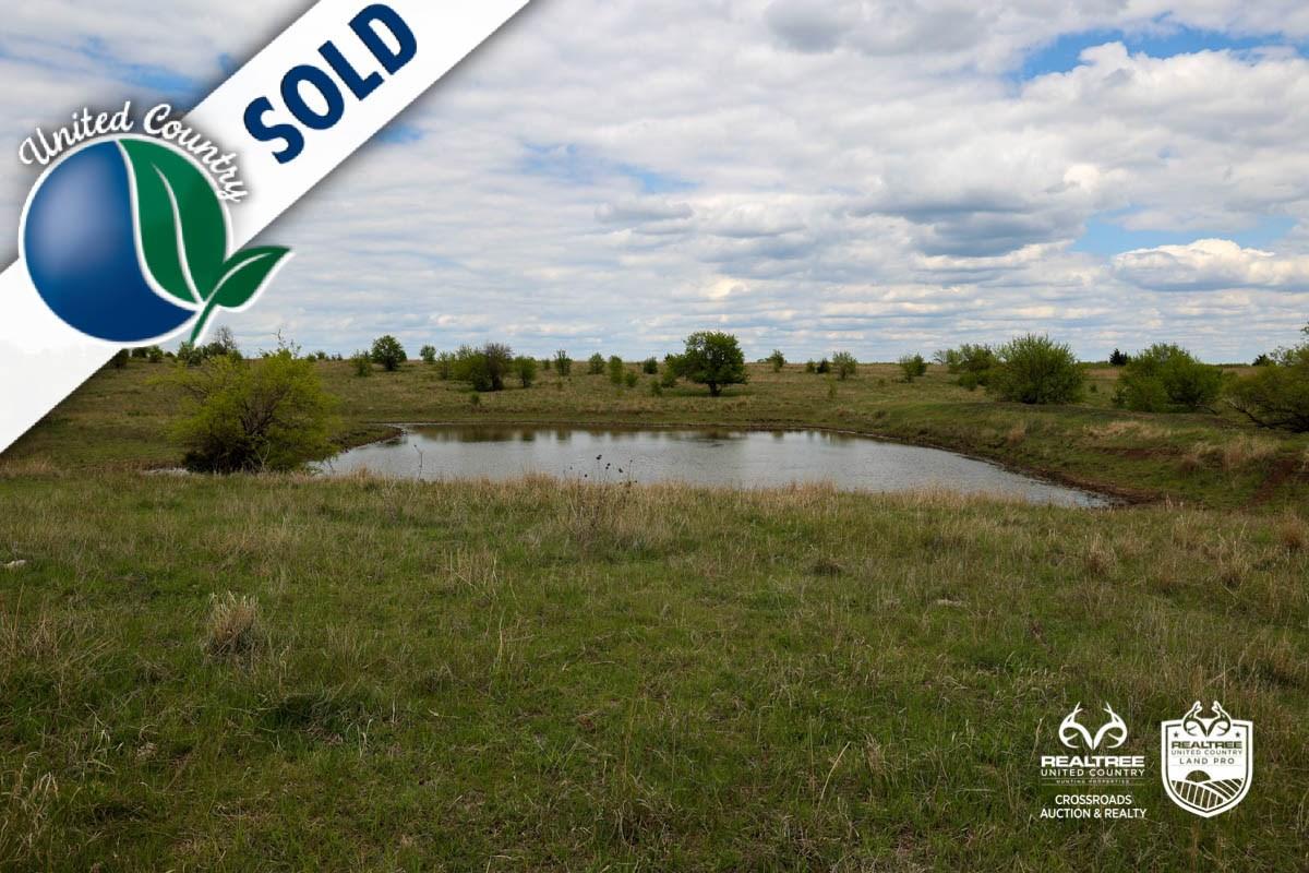 Saline County Kansas Pastureland For Sale Land Auction