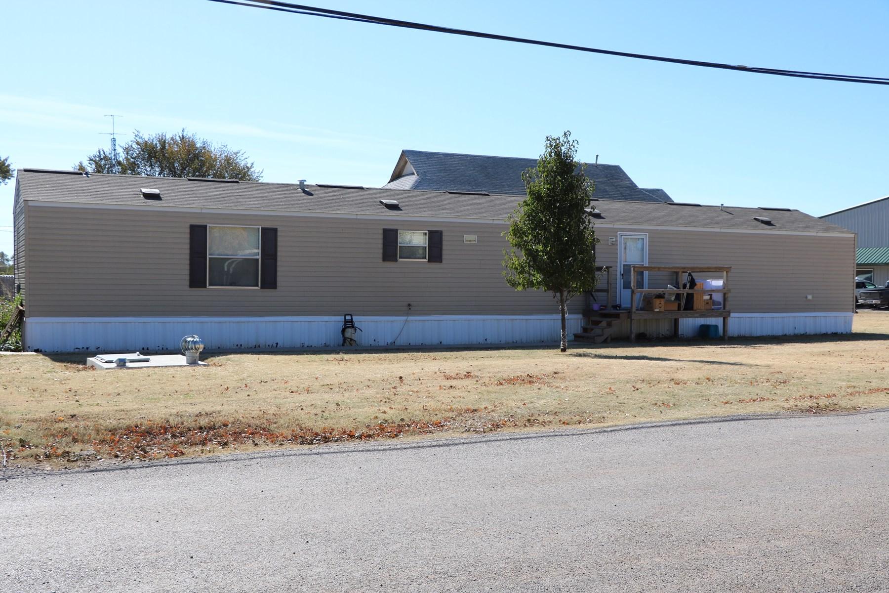 3 be 2 bath House for sale in Thomas, Oklahoma