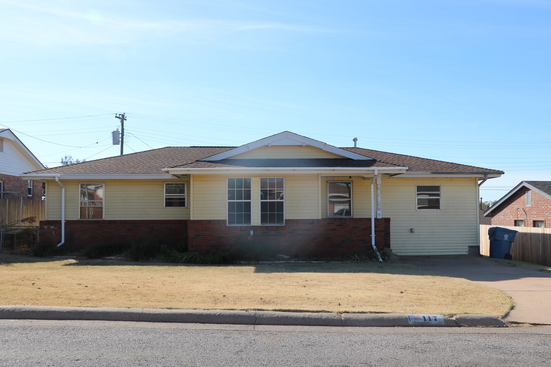 House for sale in Cordell, Oklahoma