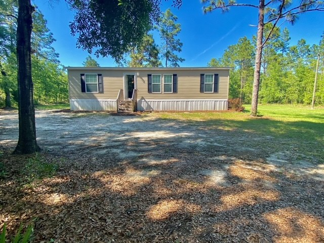 Gilchrist County Home For Sale On Five Acres
