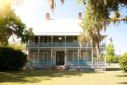 Restored ,Historic Plantation Home, Wellborn Fl For Sale