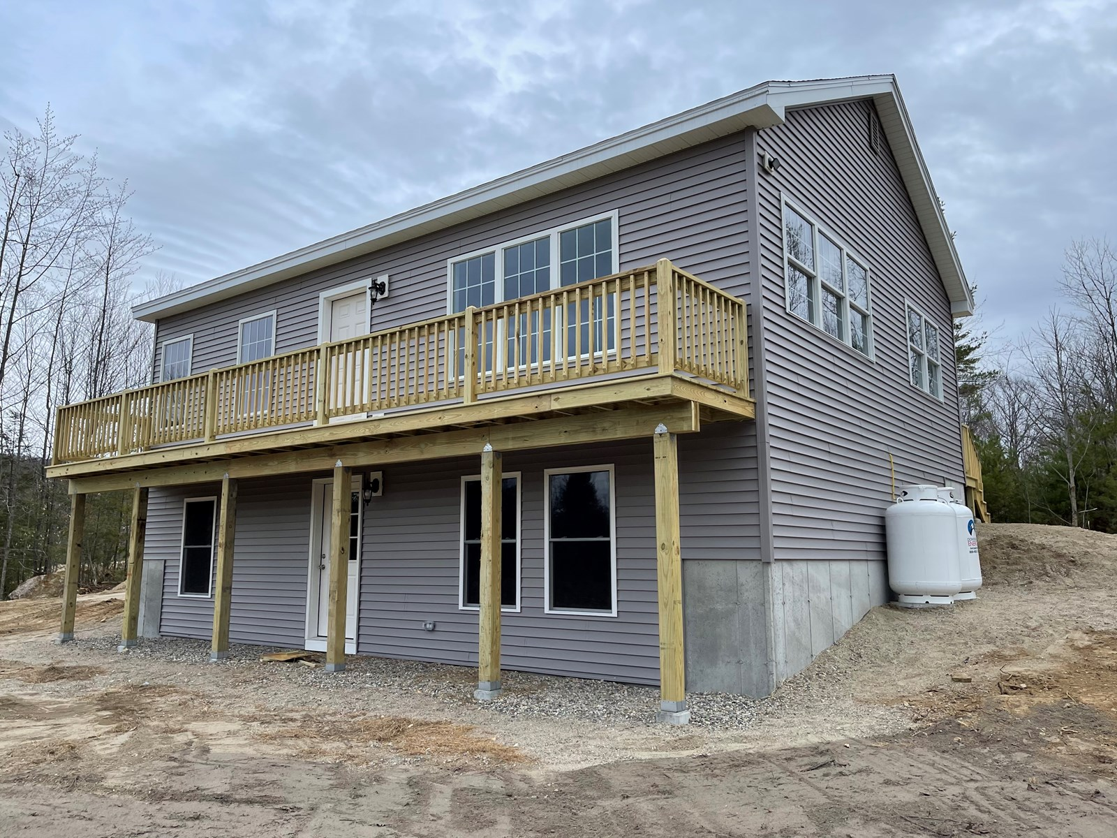 New construction home in Parsonsfield