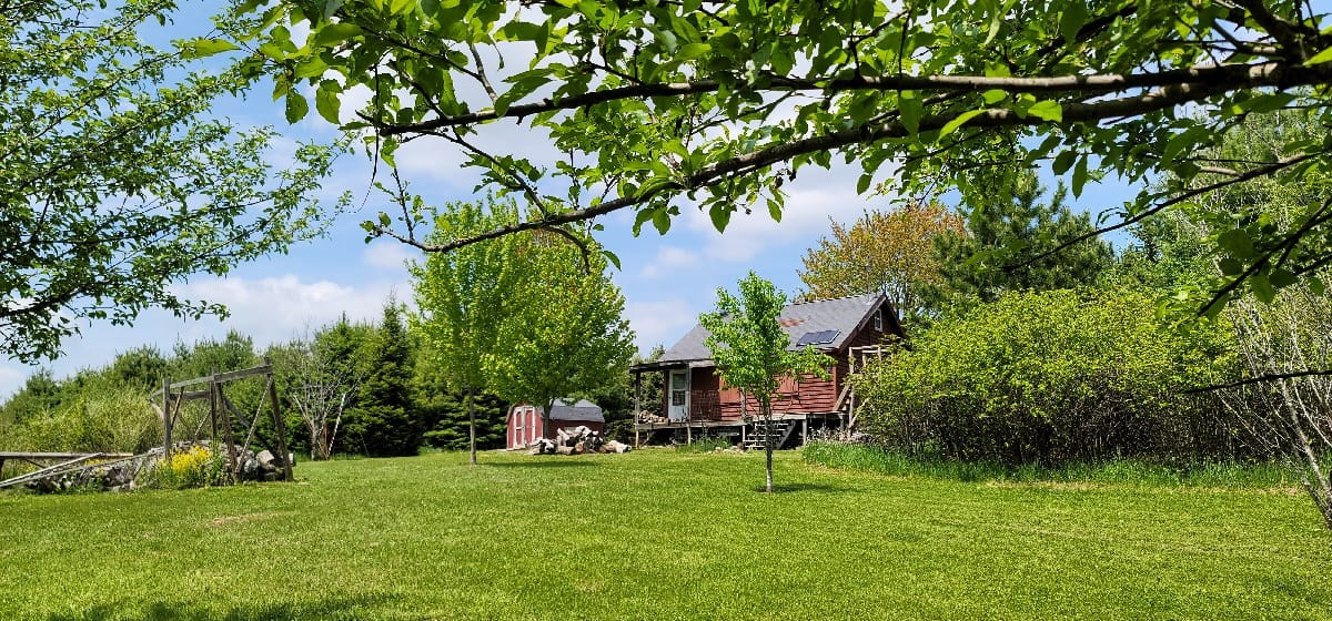 Richland County Recreational Land with Cabin For Sale Wiscon