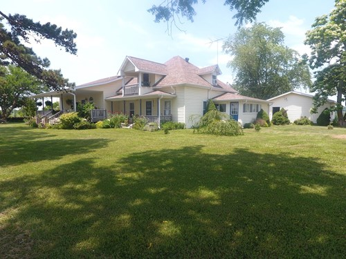 South Central Missouri Working Ranch for Sale