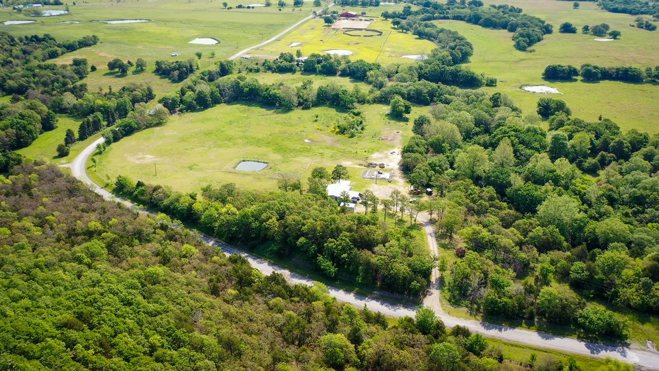 Country Cabin Home On Acreage For Sale McAlester Oklahoma