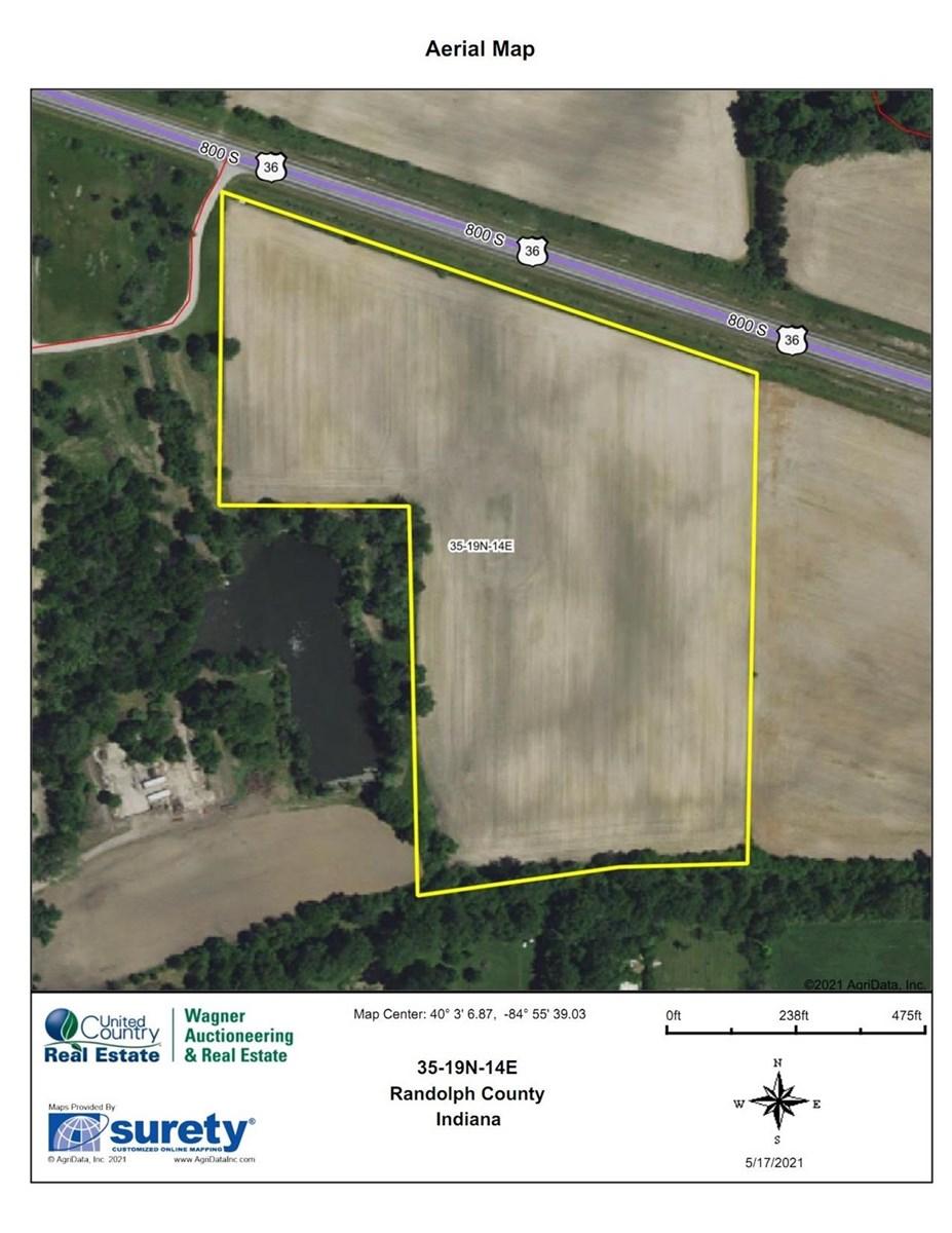 Land for Sale Lynn, IN