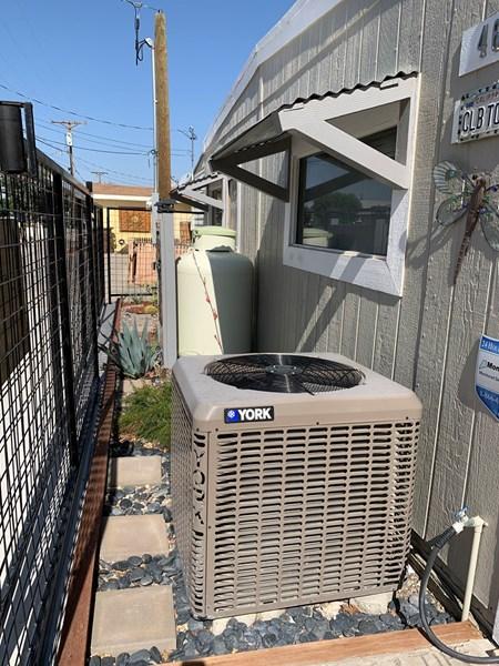 2019 4 Ton HVAC