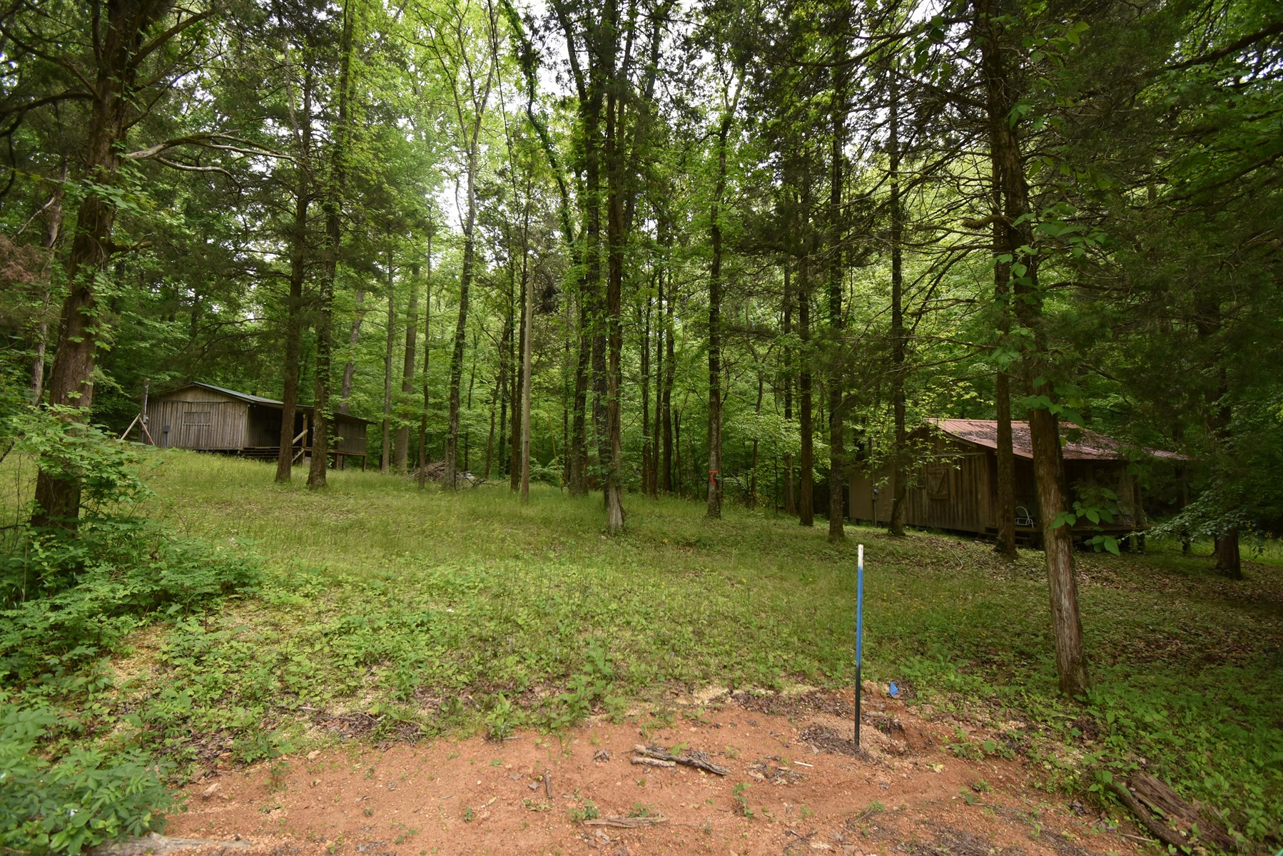 Two Cabins near the Buffalo River located in Wayne County TN