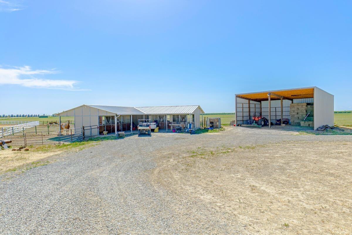 Horse Property in Esparto - 2 homes