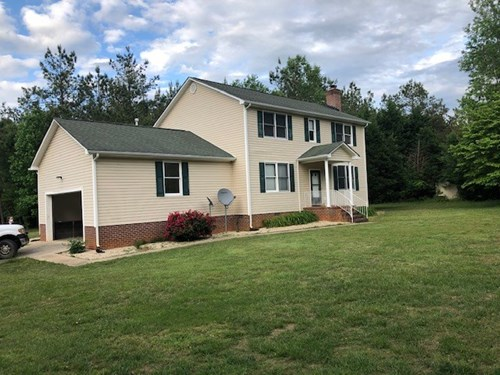 5 Bedroom Home On Over 3 Acres In Southern VA