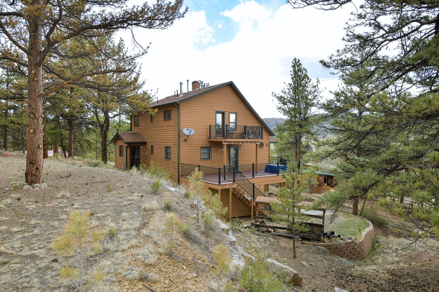 Colorado Cabin in private lake community