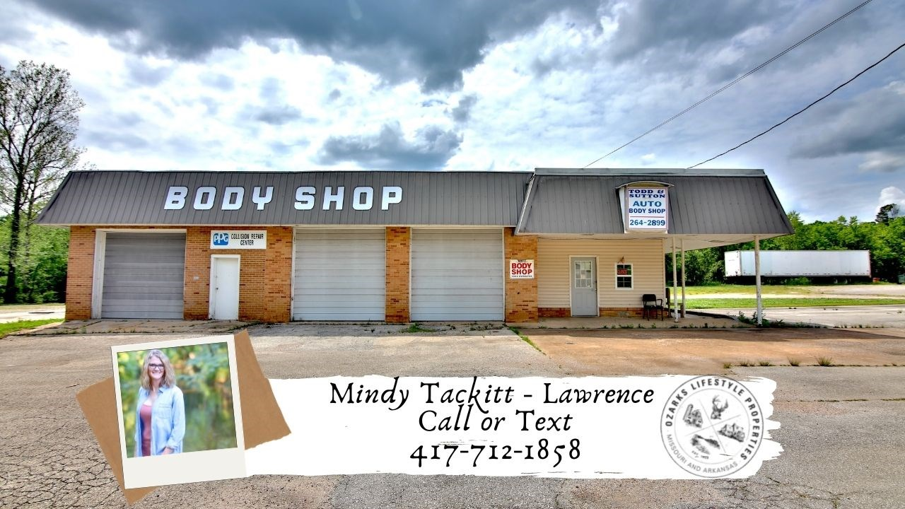 Commercial Property for Sale in Thayer Missouri