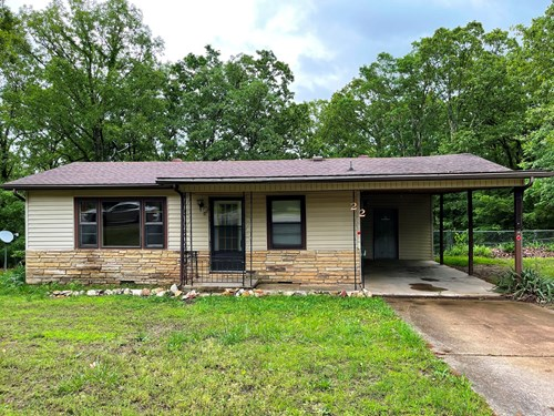 Vacation/Rental home for sale in Cherokee Village, AR