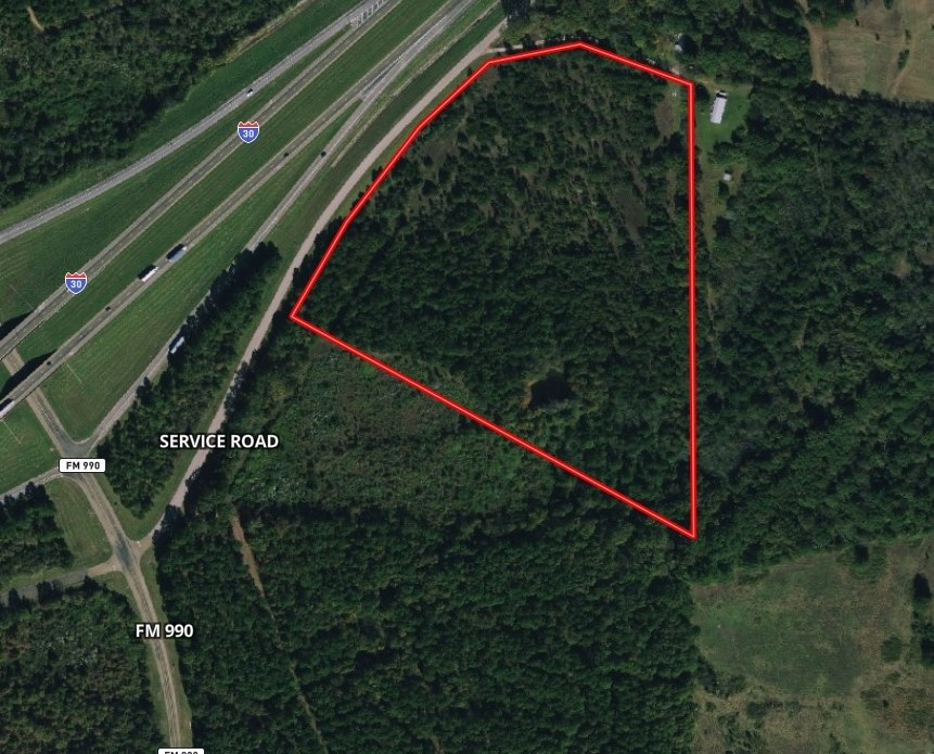 23+ ACRES OF COMMERCIAL PROPERTY/ BOWIE COUNTY, TX