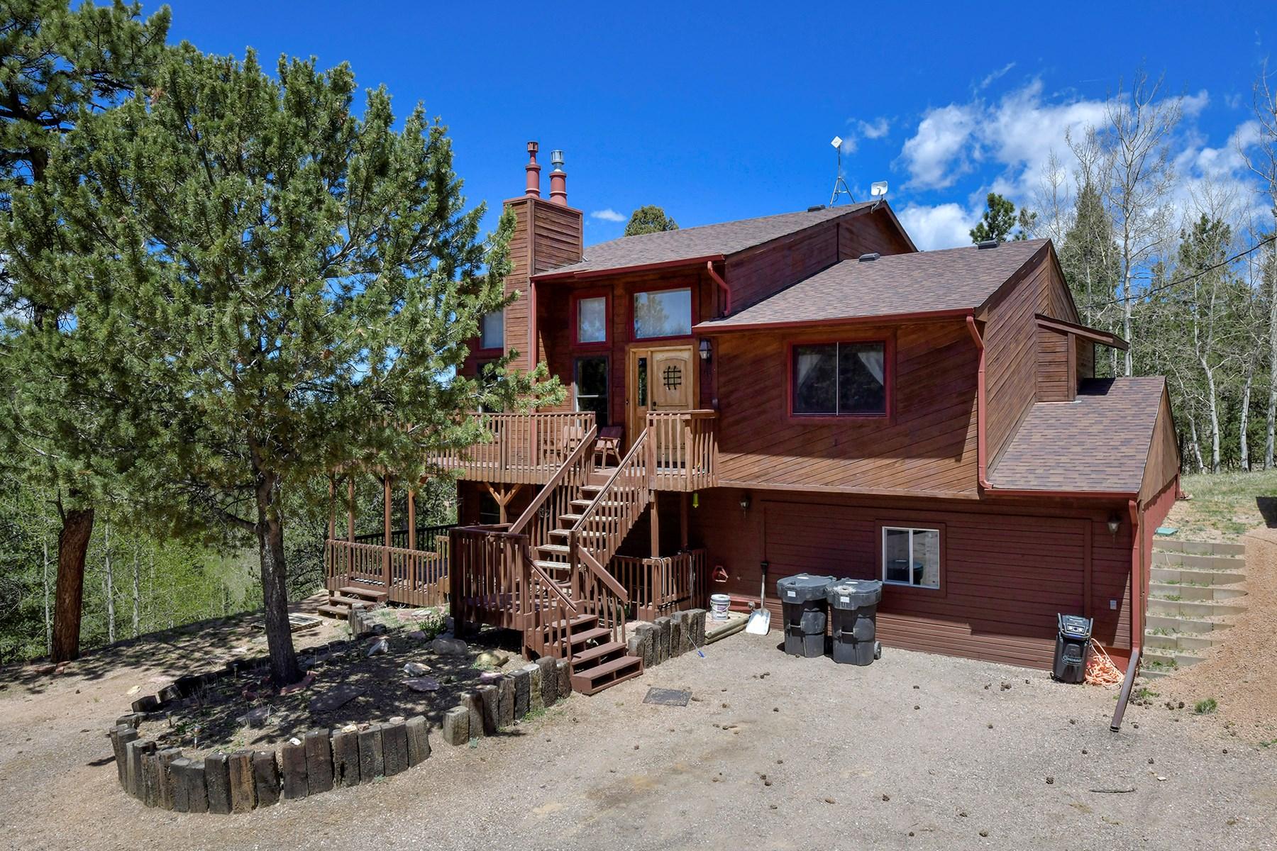 Central Colorado Mountain Home