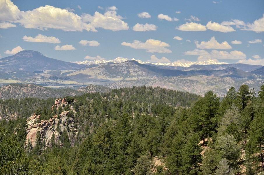 Southwestern Views