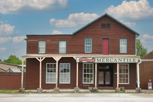 THIS REMARKABLE EARLY 1900S MERCANTILE