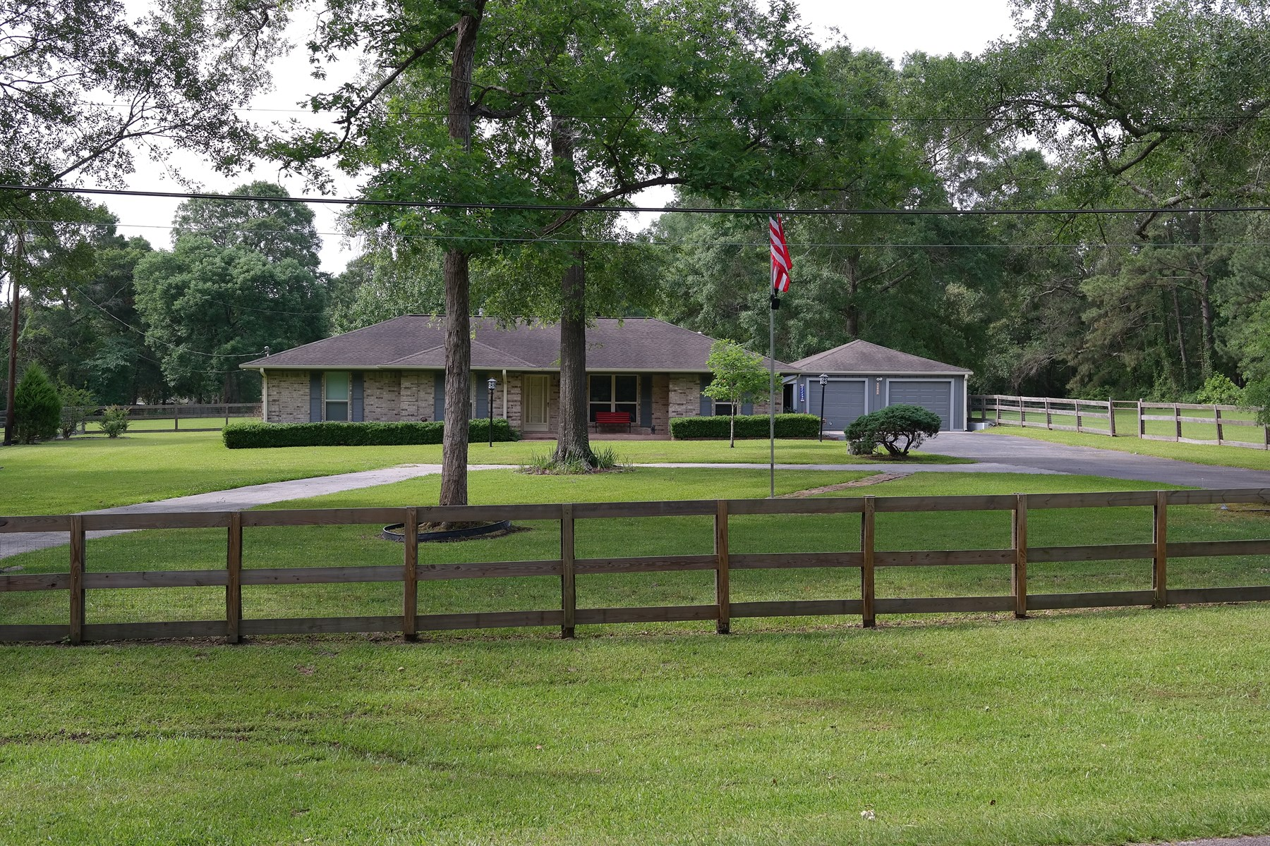Horse Property for Sale in Montgomery County Texas
