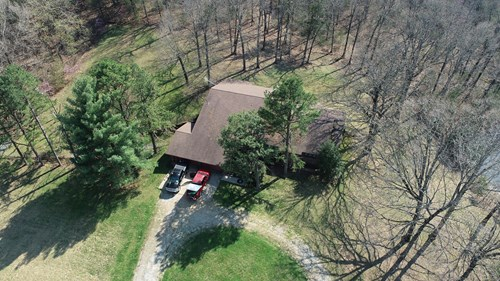 Arkansas four Country Homes Ranch Property on 600 Acres